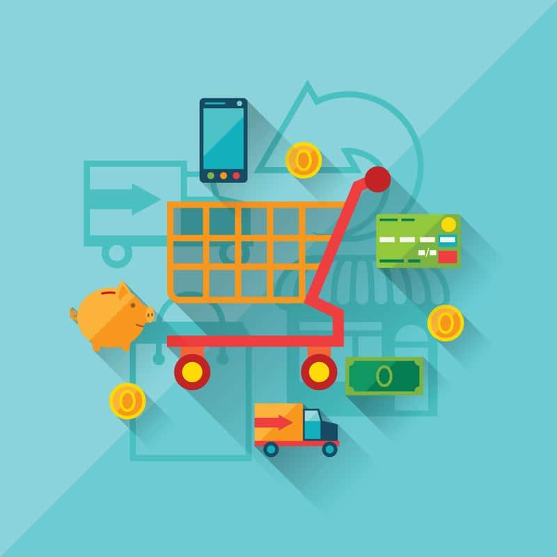 Logo site internet E-commerce