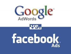 Google Adwords ou Facebook Ads