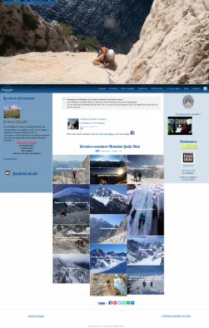 Accueil Mountain Guide Diois.fr