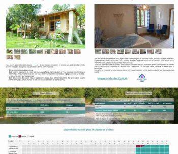 Site internet moulin Solaure en Diois
