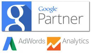Logo Google partenaire